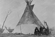 Native American History / by Keeping Up with Kurly Ken