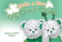Luck o' the Bearish! / by Build-A-Bear Workshop