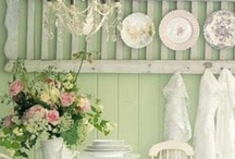 Shabby Chic / by Tracy Russell Stranahan
