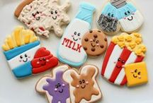 Cookie Inspiration / Inspiration for cookies I want to make! / by Diane Chizzoniti Cullinan