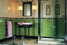Bathroom / The house that we don't own will have a bathroom that looks something like this... / by Talonted Lex