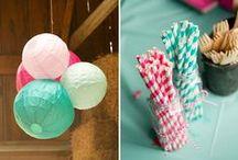 Party Ideas / by Wendy Calhoun