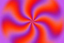 optical illusions / by Danielle Fenske