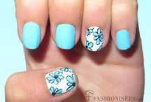 Nail designs / by Angie Hall