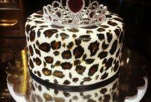 Cake Cake Cake  / Ah the art of baking :) / by Tiffany