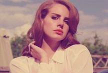 Lana Del Rey / by Rachel Belcher
