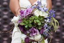 Purple and succulent weddings / by Lauren Hainsworth