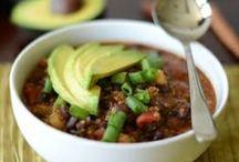 Healthy recipes / by Megan Radamaker