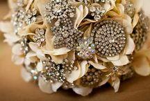 Metallic Wedding Inspiration / by Lauren Hainsworth