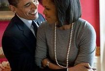 Everything Pres. & Mrs. Obama / by Joan B