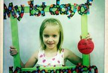 My Life in Kindergarten / by Monica Gonzalez Sevilla