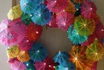 Luau and Pool Party Ideas / by Monica Gonzalez Sevilla