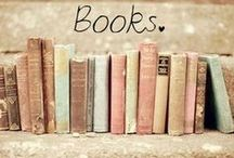 Bookworm Board / by Violet Serra
