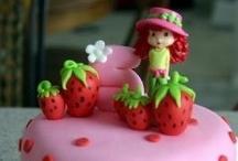 Strawberry Shortcake / by Monica Gonzalez Sevilla