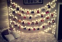 Ideas For My Dorm Room / by Morgan Dahl