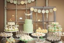 sweet treats for tablescapes / by la Ricki