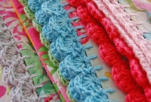 Knitting and Crocheting / by Kimara Wise
