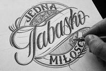Typography / by Patrick Videira