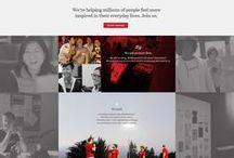 UI / Web Design / by Patrick Videira