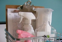 Cleaning and Organizing / All my home management tips about keeping my home clean and organized! / by Deanne Townshend