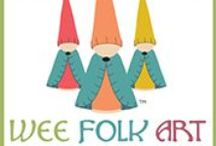 Wee Folk Art :: Give-Aways / by Kimara Wise
