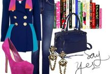 Fashion and clothes / My favorite Clothes, outfits, fashion, and style / by Ashley LaFleur