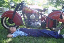 Rides / 2 wheeled fantasies... / by BoB