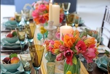 Tablescapes and Centerpieces / by Dianne Koenig Mejia