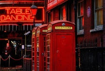 London calling / There's nowhere else like London. Nothing at all, anywhere.  Vivienne Westwood  / by An-Sofie Van Loocke