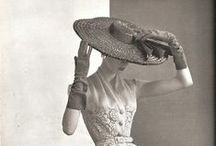 """1950's style / """"Give a girl the right shoes and she can conquer the world."""" – Marilyn Monroe / by An-Sofie Van Loocke"""