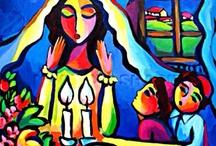 Shabbat Shalom / by Dianne Koenig Mejia