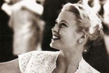 Grace Kelly / I don't want to dress up a picture with just my face. Grace Kelly   / by An-Sofie Van Loocke