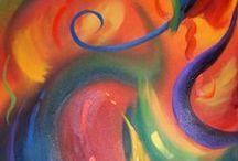 OIl Paintings / by Eva Mozingo