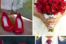 Red weddings / by Crown Weddings