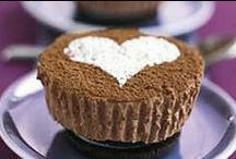 Love is in the Air / Sweet recipes for that special someone on Valentine's day. / by Philadelphia Cream Cheese