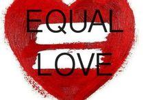 Equality / by Samantha DeCaro