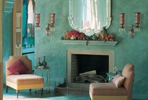 Dream Home / I'd probably get lost in these, but they're stunning! / by Eve Galati