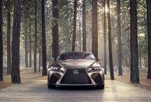Elemental Lexus / by Lexus International