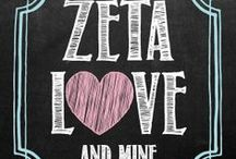 Happy ZTA Holidays / This is the place to get all of those ZTA-themed holiday ideas! / by Zeta Tau Alpha Fraternity