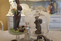 Easter Food and Decor / by Frances Barnum