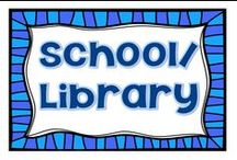 School/Library / by Kathleen Cool