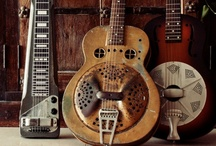 Guitars / by Gabriele Bell