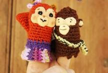 shameless self promotion / #amigurumi #crochet / by KRAFT★CROCH | Marisa