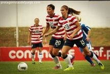 women soccer / by KRAFT★CROCH | Marisa
