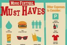 Festival infographics / by Festcollect