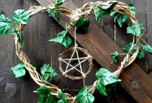 ༺✯ᘺitch☆Crafties✯༻ / For SABBAT inspired crafts, please go to my specific boards: Yule, Samhain, Imbolc, ect. I put all of the holiday related craft ideas into those :) This folder is for all other witchy crafts that inspire me and give me brilliant ideas! )O( / by Witchy Mama
