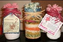 GIFTS made w/ LOVE ♡ / by Debbie Porter