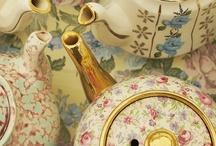 Spot of tea * / by Leah Bell