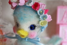 Bluebird love * / by Leah Bell