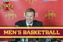 Men's Basketball / Visit http://bit.ly/uivdbc for more on Cyclone Men's Basketball. / by Iowa State Athletics